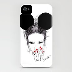 Minnie Mouse iPhone (4, 4s) Slim Case