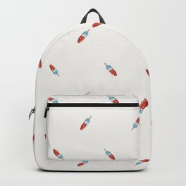 Summer Bomb Pop: Small Pattern Backpack