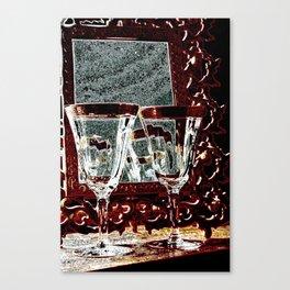 PartyTime jjhelene design Canvas Print
