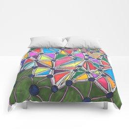 Pattern Work 2 Comforters
