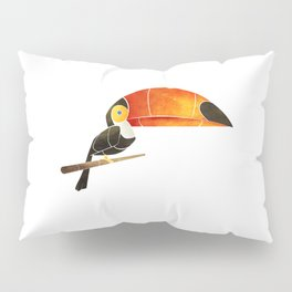 Toucan Pillow Sham