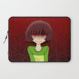 Undertale fight or mercy Laptop Sleeve