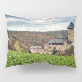Castle Karlstejn Pillow Sham