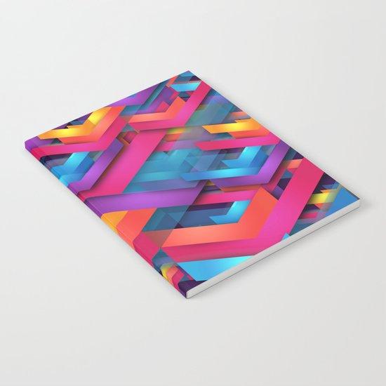 Own Luck Notebook