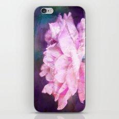 Colored Purple iPhone & iPod Skin