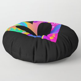 Heart Shaped Whole Floor Pillow