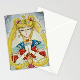 Holy Sailor Moon Stationery Cards