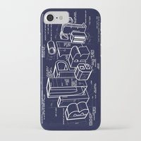 blueprint iPhone & iPod Cases featuring Blueprint by Matthew McKenna