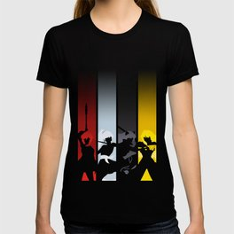 Silhouetted Huntresses T-shirt