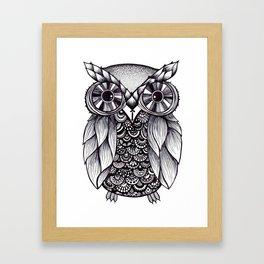 it's a hoot Framed Art Print