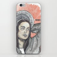 oitnb iPhone & iPod Skins featuring Pennsatucky OITNB by Ashley Rowe