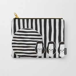 Three ladies Carry-All Pouch