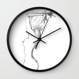 Crazy Hands Wall Clock