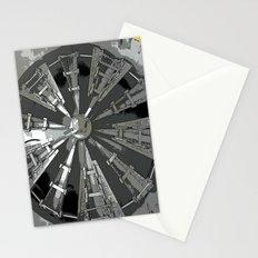 Raw Power Stationery Cards