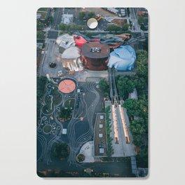 EMP / MoPop Cutting Board
