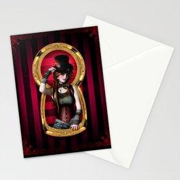 I am the key Stationery Cards