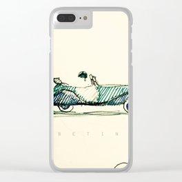 B E T I N A Clear iPhone Case