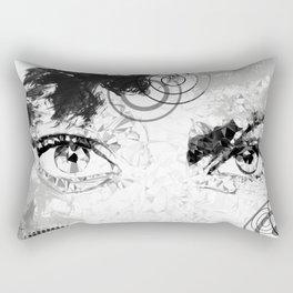 Face 1 Rectangular Pillow