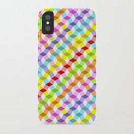 Tempus Vernum Geometrica iPhone Case