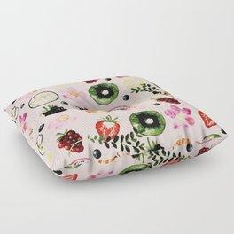 Fruit festival pattern Floor Pillow