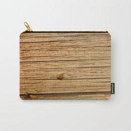Power Pole Wood Grain Carry-All Pouch