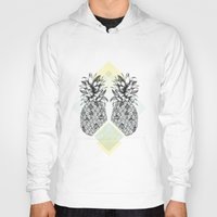 tropical Hoodies featuring Tropical by Barlena
