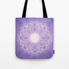 Inner Wisdom Mandala Tote Bag