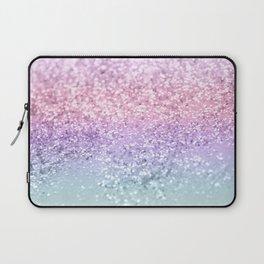 Unicorn Girls Glitter #1 #shiny #pastel #decor #art #society6 Laptop Sleeve