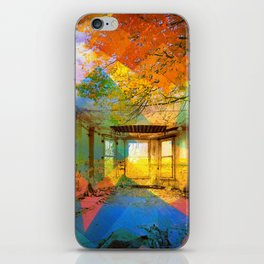Colourful Dreams iPhone Skin