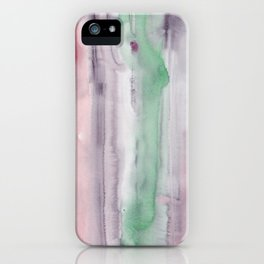 12  | 190907 | Watercolor Abstract Painting iPhone Case