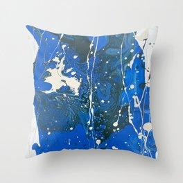 Summertime Throw Pillow