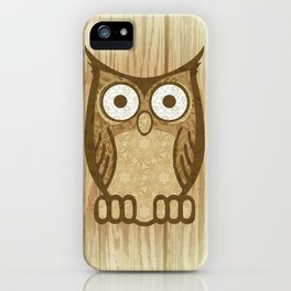 Owl Always Love You iPhone Case