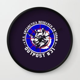 outpost 31 the thing Wall Clock