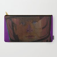 2001 Carry-All Pouches featuring 2001: A Space Odessey by CultureCloth