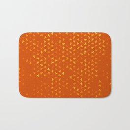 capricorn zodiac sign pattern yo Bath Mat