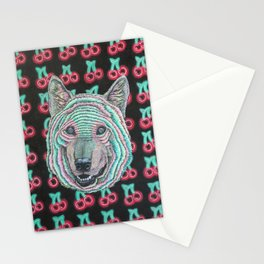 The Power Wolf Parties with God Stationery Cards