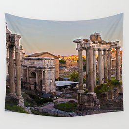 Paletine Hill Wall Tapestry