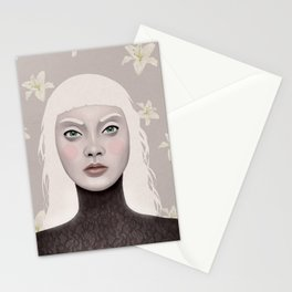 Delicate souls Stationery Cards