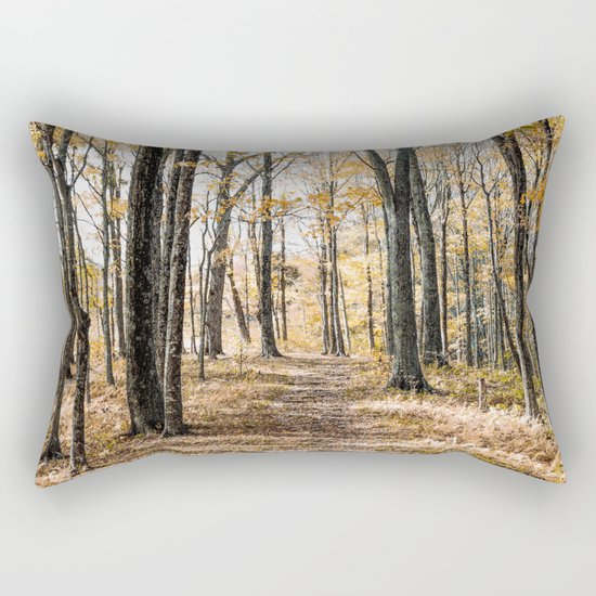 Somewhere Only We Know Rectangular Pillow