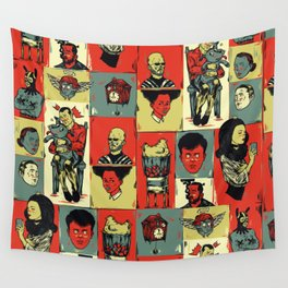 Random_things04.jpg Wall Tapestry