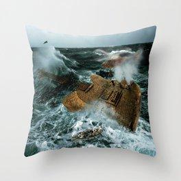 Guitarwreck Throw Pillow