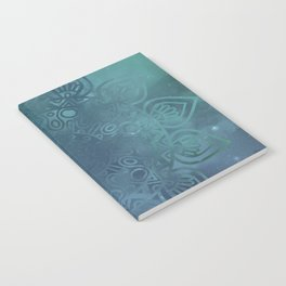 Universe Mandala Notebook