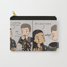 """Nagron """"Separate Paths"""" (Spartacus) Carry-All Pouch"""