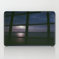 liverpool iPad Cases featuring Liverpool Sunset by Chloe Gibb