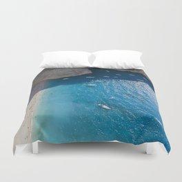 Shipwreck Duvet Cover