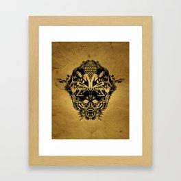 Serpi Framed Art Print