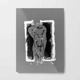 untitled nude Metal Print