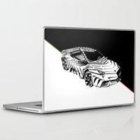 lamborghini Laptop & iPad Skins featuring ///Lamborghini NuReventón XREEM\\\ by NurRahman