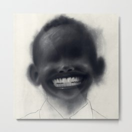 HOLLOW CHILD #11 Metal Print