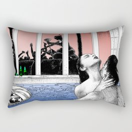 asc 800 - I would do anything for love - col Rectangular Pillow